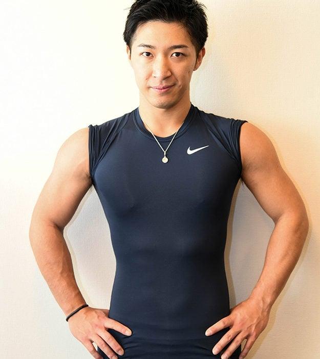 パーソナルトレーナー,若野,滉平,wakano,Kohei