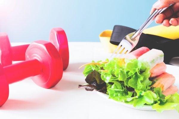 エクササイズ 食事